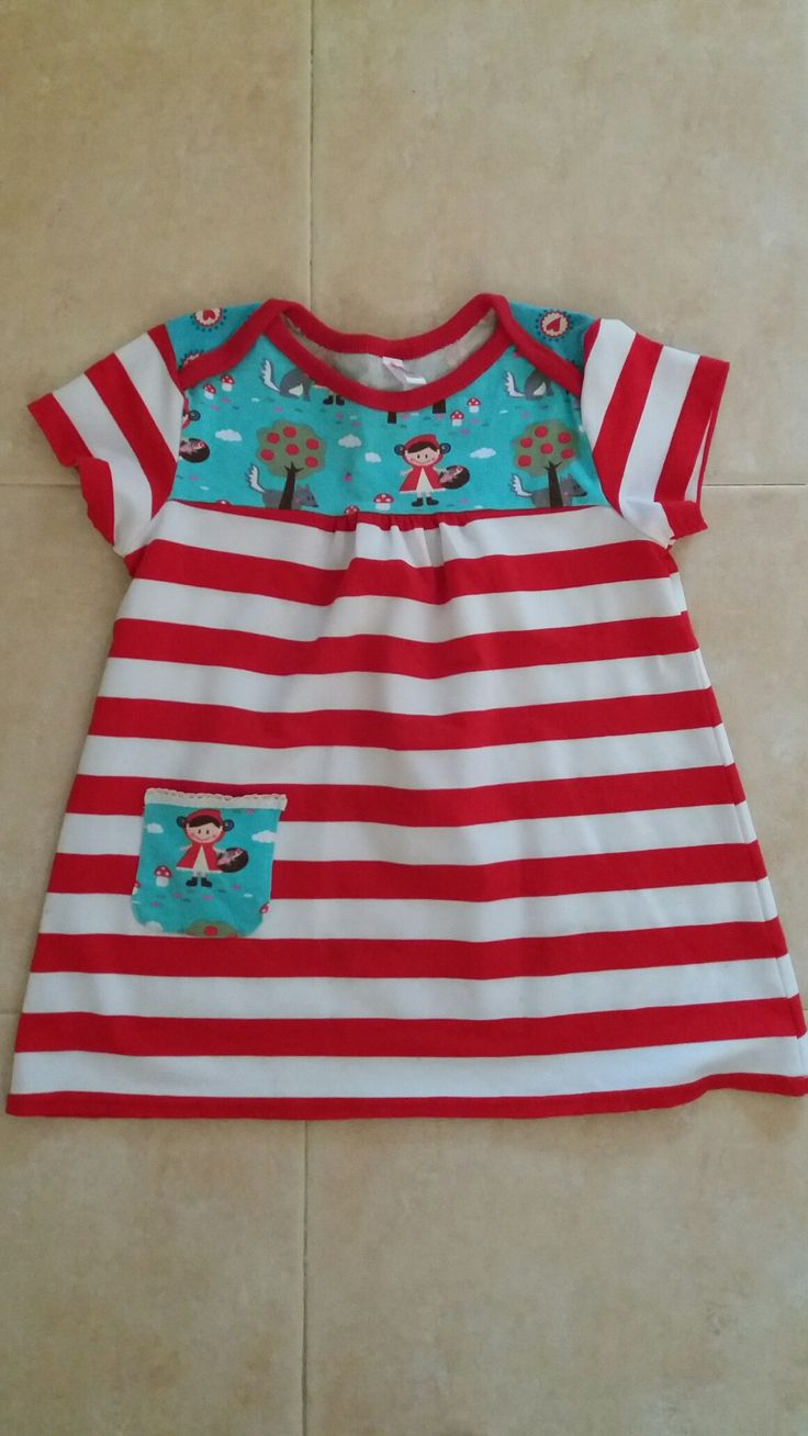 Little girl tunic