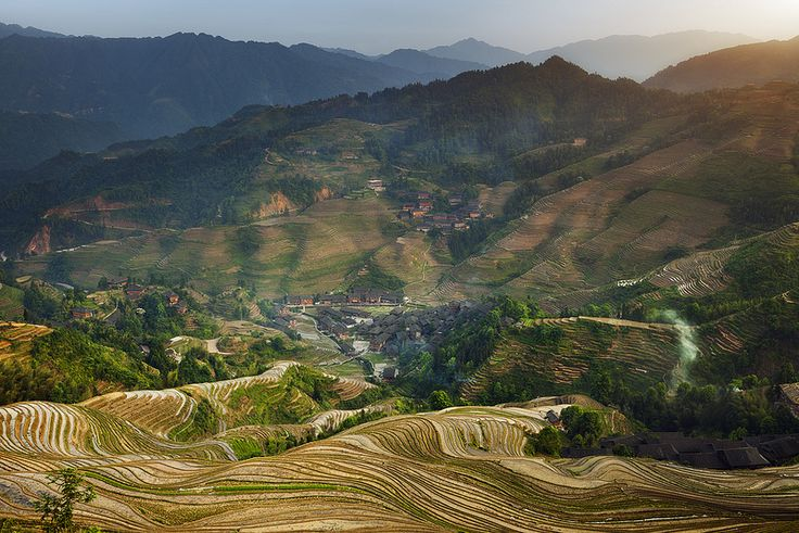 The Hills of Longji