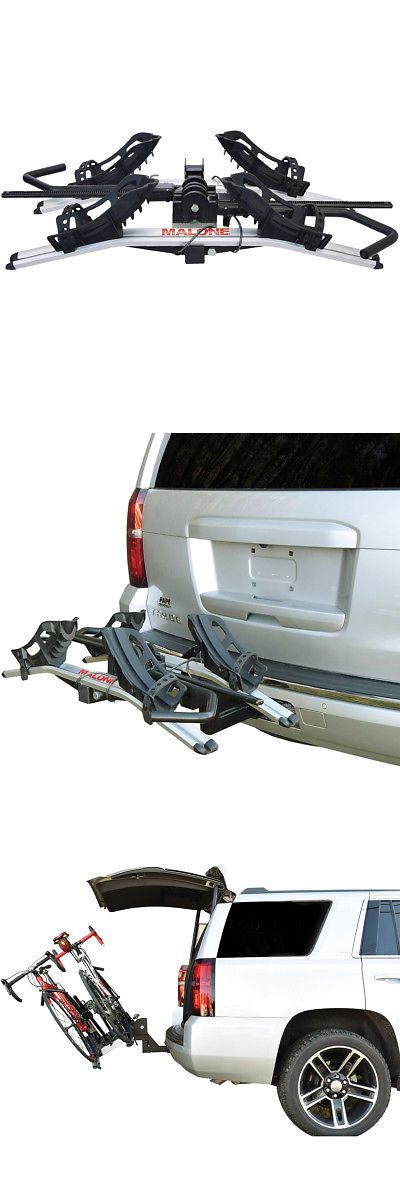 Car and Truck Racks 177849: Malone Pilot Hm2 2 Hitch-Mount Platform Expandable 2-Bike Carrier -> BUY IT NOW ONLY: $260.5 on eBay!