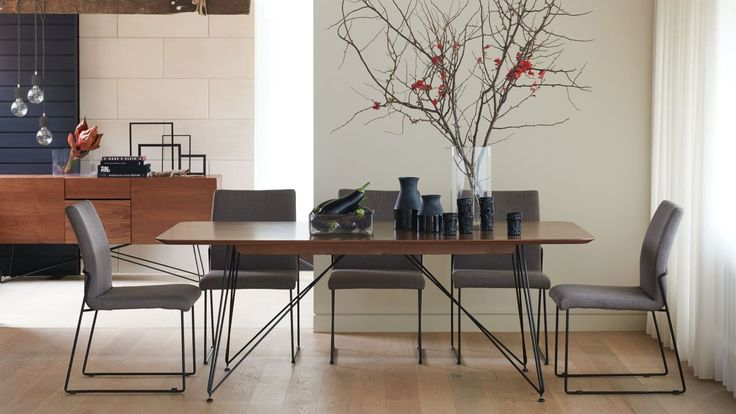 Home :: Furniture :: Dining :: Dining Tables :: Serena Rectangular Dining Table
