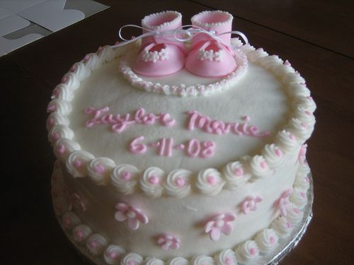 25 Best Ideas About Simple Baby Shower Cakes On Pinterest Baby Shower Cakes Baby Girl Cakes