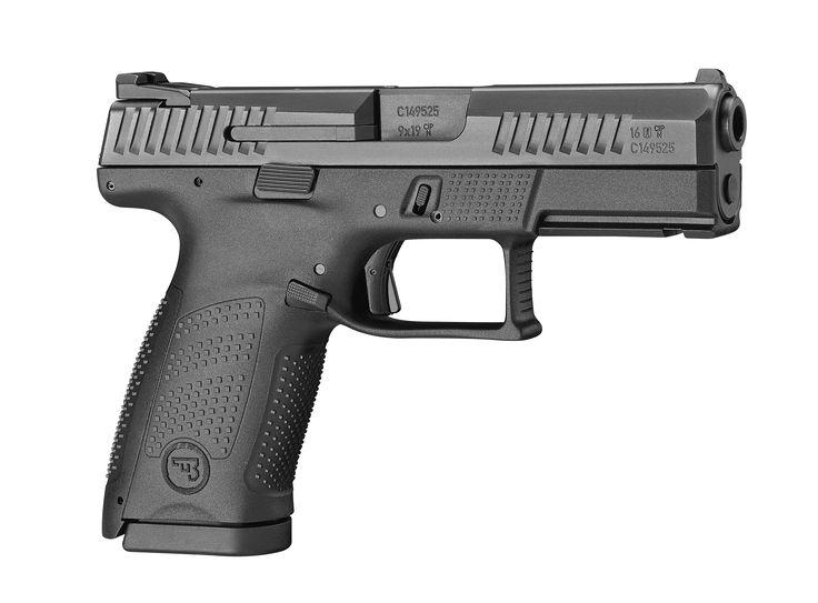 CZ P-10 C - Compact - Pistole - Produkty