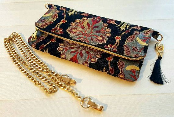 Check out this item in my Etsy shop https://www.etsy.com/listing/493026131/foldover-evening-clutch-free-dust-bag