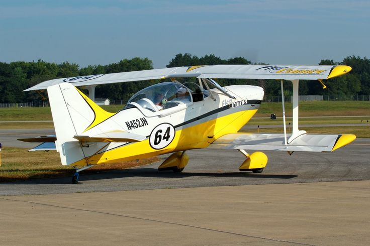 fly baby biplane | Variety of Light Sport Aircraft Displayed at Plane & Pilot Midwest LSA ...