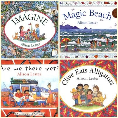 Alison Lester Books