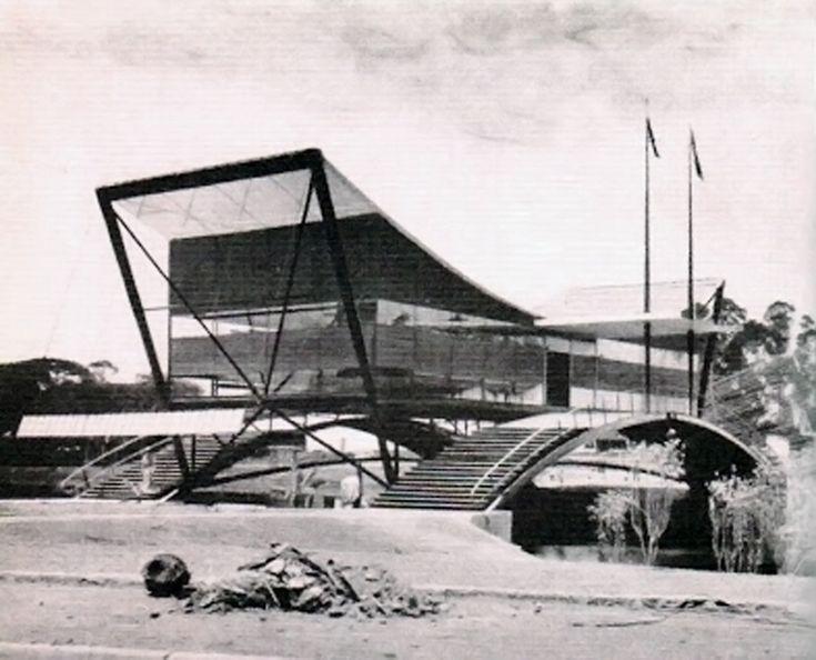 Galeria de Clássicos da Arquitetura: Pavilhão de Volta Redonda / Sérgio Bernardes - 2