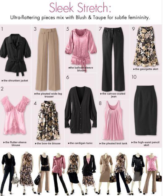 Wardrobe Capsule Retired Women   10 items 10 ways   10 items - 10 ways   capsule wardrobe