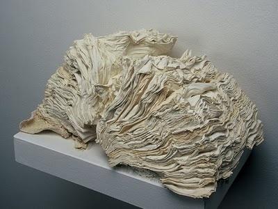 Jacqueline Rush Lee   book sculptures: Endoskeleton 2000, Books Sculpture, Book Art, Book Sculpture, Books Art, Artists Books, Ex Libri, Rush Lee, Jacqueline Rush