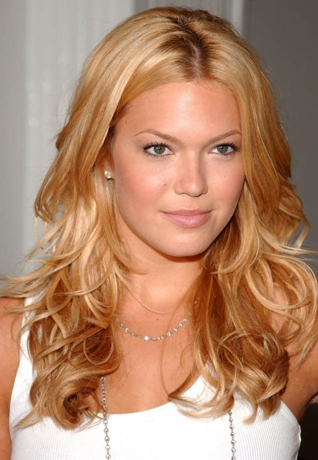 Golden Blonde Love This Color Hair Mandy Moore Hair