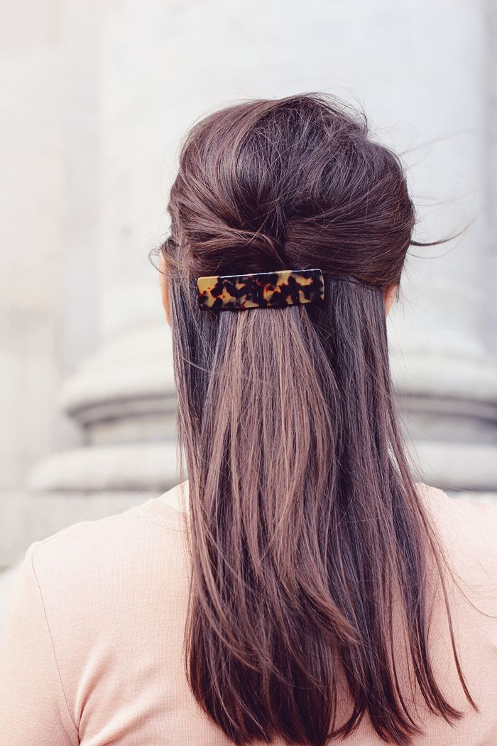 60's inspired hairstyle
