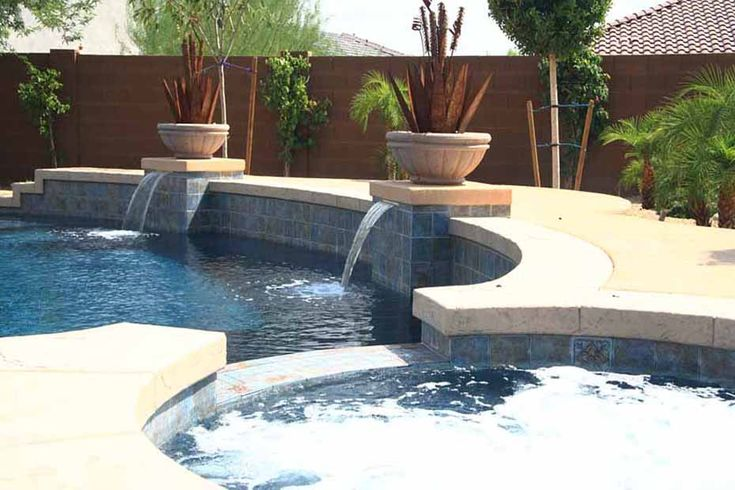 54 Best Swmming Pools Spas Images On Pinterest