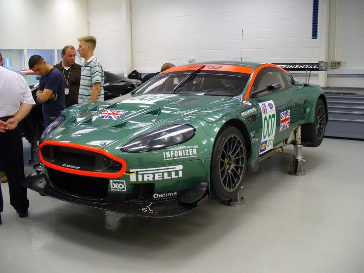 File:Aston Martin DBR9 GT1 2006 No 007.jpg - Wikimedia Commons -