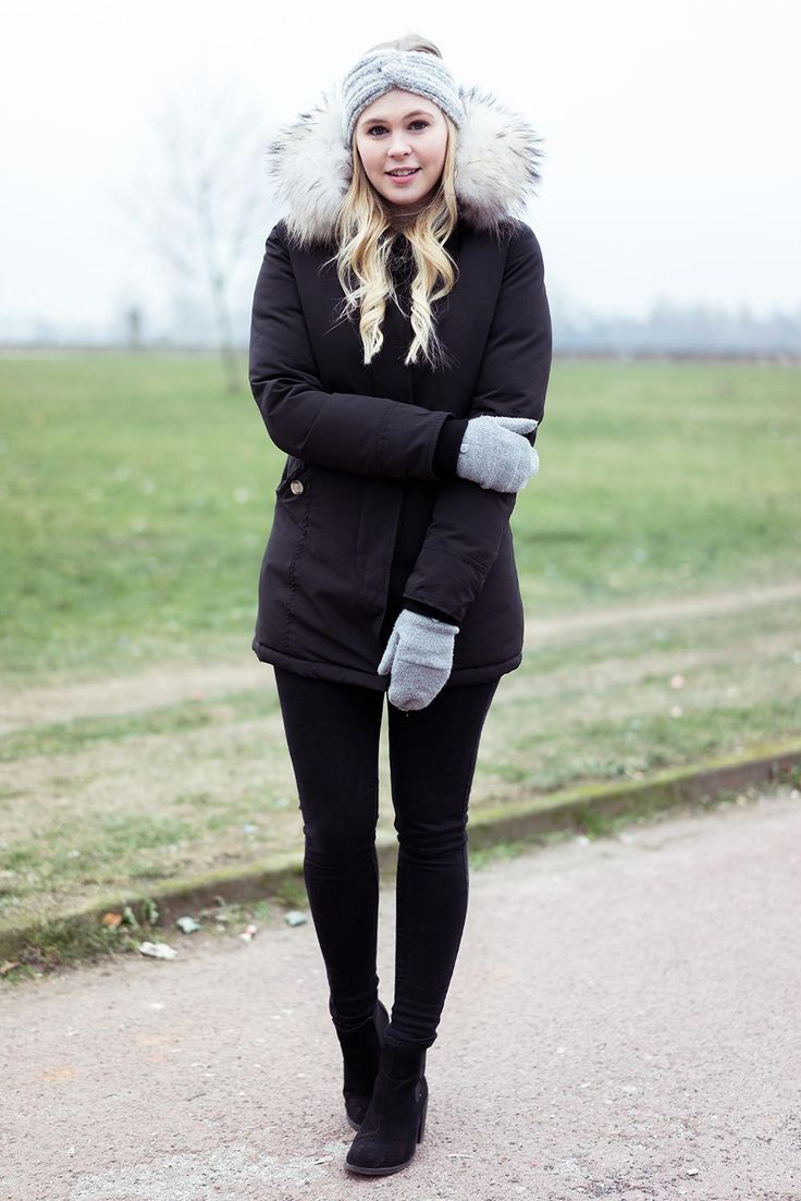 Winter Accessoires (Stirnband & Handschuhe)