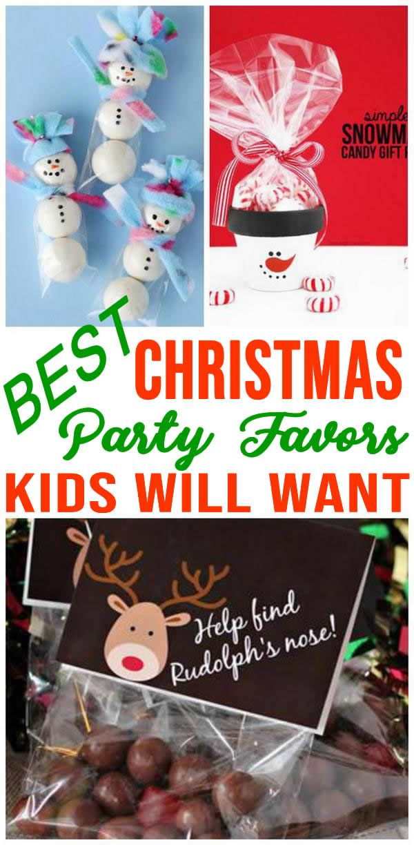 christmas party favors for