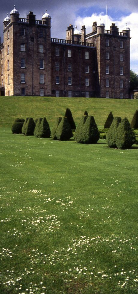 Drumlanrig Castle Scotland, UK