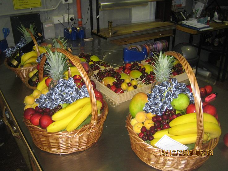 Foodesign Fresh Fruit Basket: 12 Best Hamper Biz Ideas Images On Pinterest