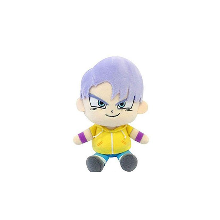 Bandai Super Plush Mini Dragon Ball Super Trunks Plush Toy