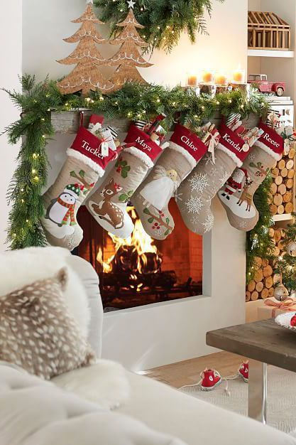 33 Best Personalized Christmas Stockings   Unique Christmas Stocking Ideas