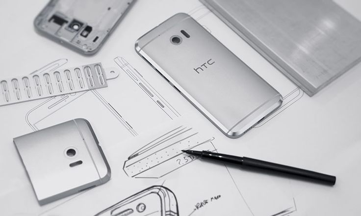 for 2016, the company is making its biggest leap forward with the HTC 10, a differentiated design informed by years metal manufacturing processes.