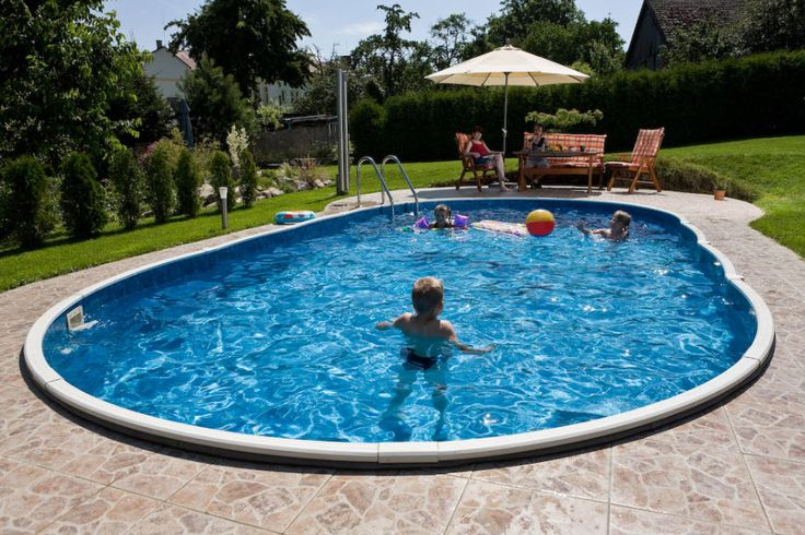 Swimming Pool Deck Cleaning : Best above ground pool slide ideas on pinterest