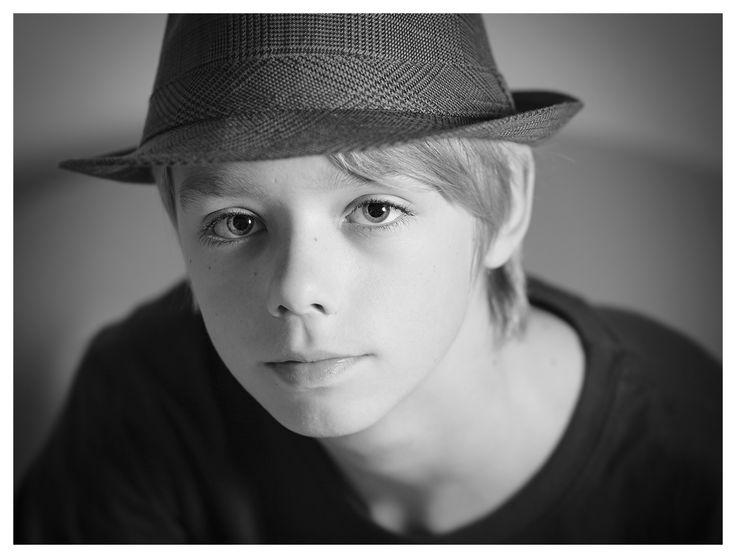 Handsome Ben rocking his hat