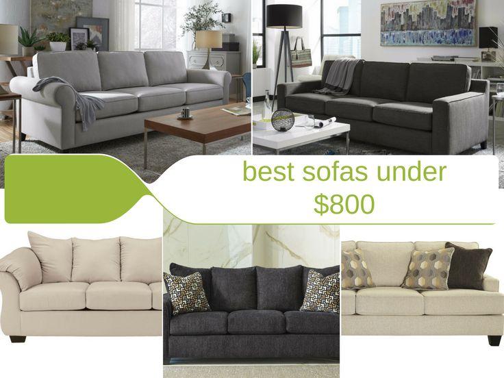 Best Sofas Under $800