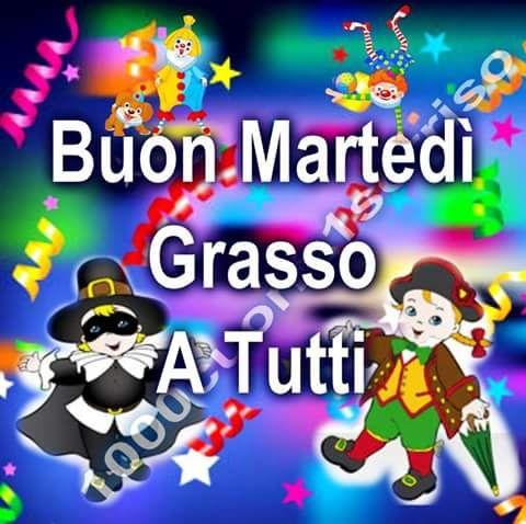 Chiesa di San Lorenzo: Martedì grasso: Buon Carnevale!