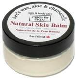 This balms works 24/7! Extreme healing and moisturizing is why outdoor enthusiasts, runners, construction workers, carpenters, nurses, teachers, moms + lots more - have found our Natural Skin Balm and always have one on hand (no pun).