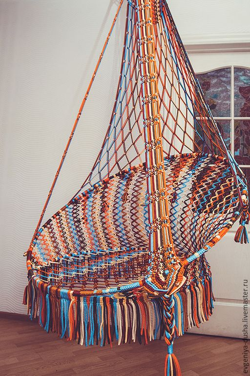 Купить Кресло Этно-Релакс 2 - разноцветный, кресло этно, релакс, отдых, качели