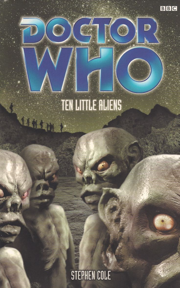 54. Ten Little Aliens