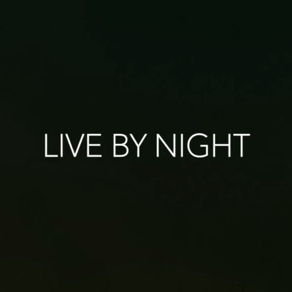 On January 13, live by the night and live by your own rules. Click to watch the trailer NOW. | Live By Night Movie | Starring Ben Affleck, Zoe Saldana, Sienna Miller, and Elle Fanning.