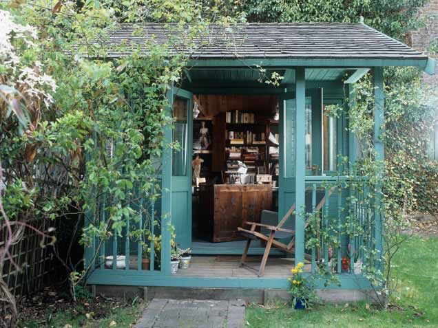 Perfect place to spend the afternoon with a good book.