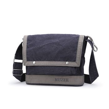2016 Muzee New Arrivals Messenger Bag Cossbody Bag Multi-function Handbag Versatile Flap Pocket Bag ME_1011