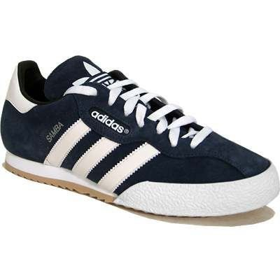 Adidas Samba Suede Indoor Classic Football Trainers - http://shoes.goshopinterest.com/mens/athletic-mens/football/adidas-samba-suede-indoor-classic-football-trainers/