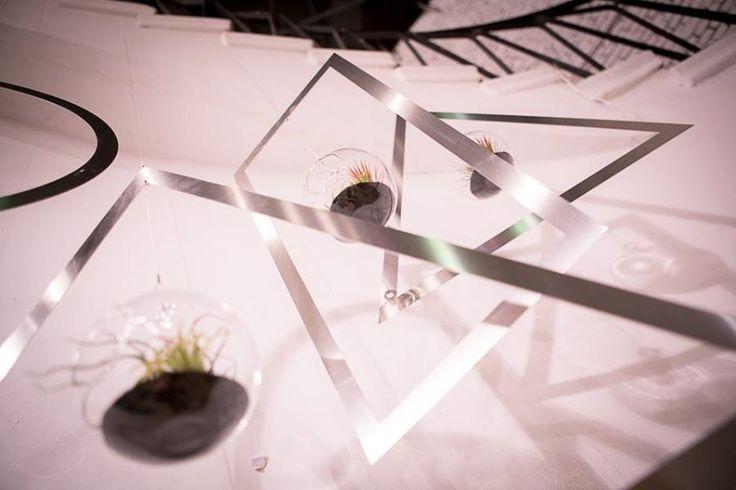 Airplant Terrariums @Autor - International Jewlery Fair