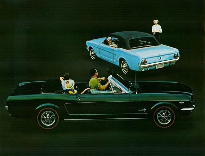 1965 Ford Mustang Convertibles