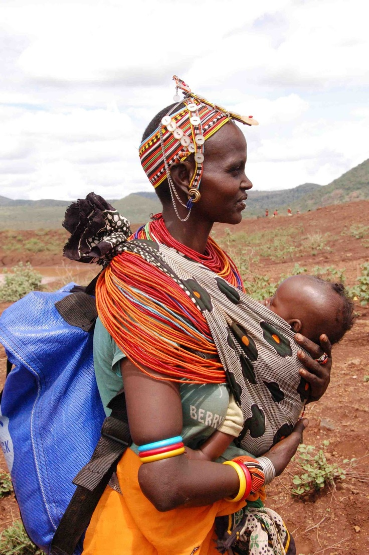 A Kenyan Woman Adapts To Change By Wearing Our Water