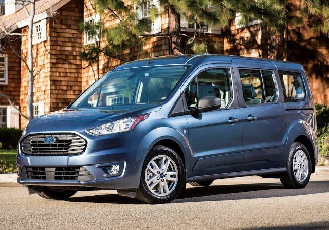 2019 Ford Transit Connect Wagon Con Imagenes Autos