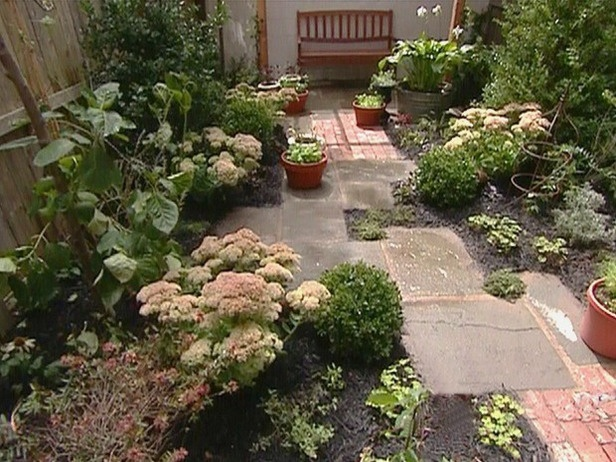 Organic Garden Design Magnificent Decorating Inspiration