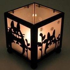 I found 'Tealight Holder - 2 Aroma Tealight - Lavender - Totoro - Ghibli - out of production (new)' on Wish, check it out!