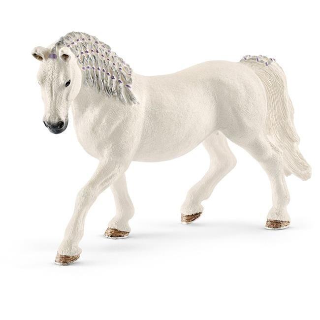 Schleich 13812-Horse Club Haflinger jument