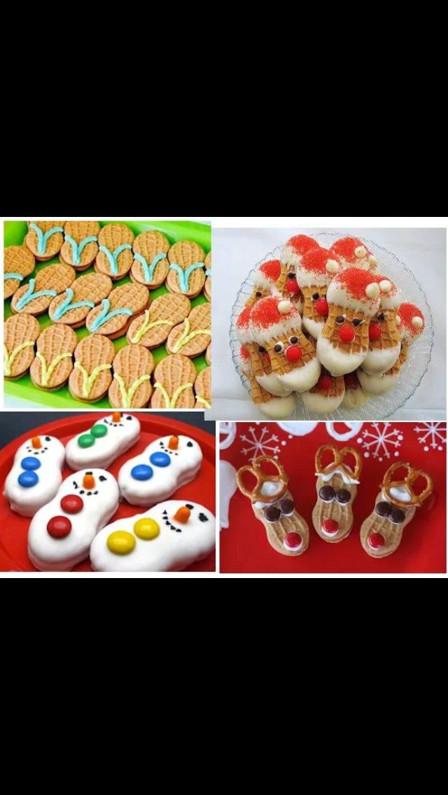 Christmas fun desserts for my kids are my favorite!!