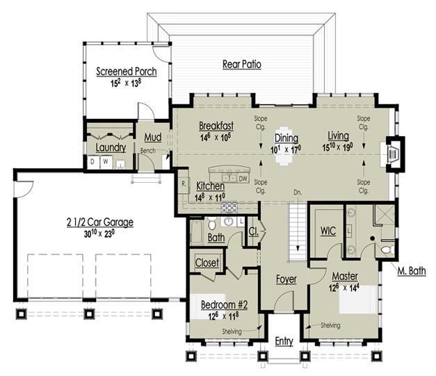 Award Winning Cottage House Plans: 109 Best Images About House Plans On Pinterest