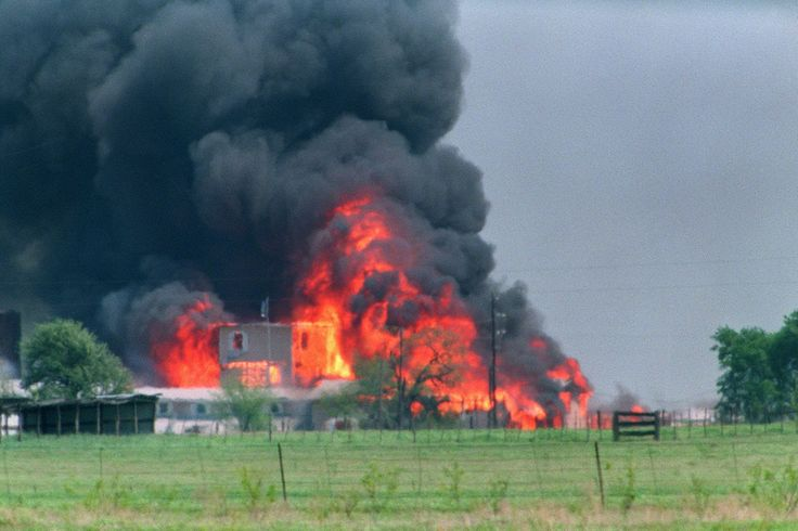 Waco siege 20 years on: Picture timeline of Texas massacre which killed 76 men, women and children