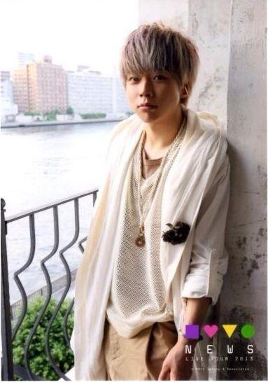 Takahisa Masuda from NEWS