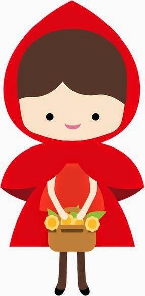 A Arte de Ensinar e Aprender: Fantoches para história Chapéuzinho vermelho