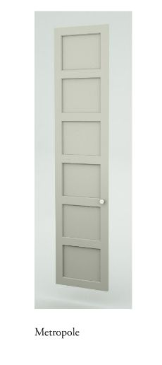 a cupboard door style i like from