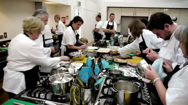 Dublin Cookery School - This video introduces the full-time Three Month Certificate Cooking Course that we run here at the school - http://www.dublincookeryschool.ie/product-category/three-month-certificate/