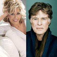 La Biennale di Venezia - Jane Fonda and Robert Redford Golden Lions for Lifetime Achievement at the 74th Festival