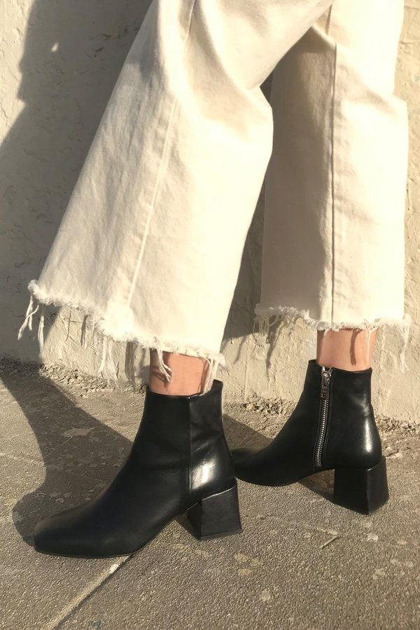 eb582f75a05 LOQ Lazaro boot - Black | Loots for 2018 | Boots, Black boots, Shoe ...